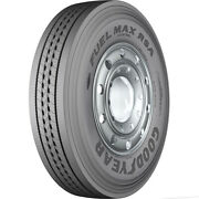 4 Tires Goodyear Fuel Max Rsa 245/70r19.5 Load H 16 Ply All Position Commercial
