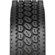 4 Tires Double Coin Rlb400 285/75r24.5 Load G 14 Ply Drive Commercial