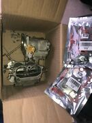Pair Johnson / Evinrude Omc 115 V-4 Carburetors 1975-6 70and039s/80and039s With Carb Kits