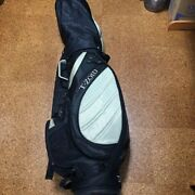Mizuno T-zoid Mx-15 With Golf Bag Iron Set 11-piece Used From Japan Golf