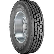 4 Tires Roadmaster By Cooper Rm852 11r22.5 Load G 14 Ply Drive Commercial