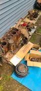 1951 Desoto Chrysler Plymouth Fluid Drive Transmission 251 Engine Disassembled