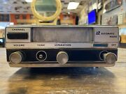 Vintage Automatic Radio 8 Eight Track Under Dash Tape Player Parts Only