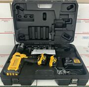 Dewalt Dce200 20v Max Copper Pipe Press Tool Brand New W/ Two Dcb204 Battery