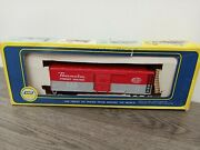 Ho Ahm New York Central Nyc 'pacemaker' 40' Sd Box Car 174479 Freight Train