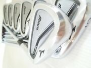 Mizuno Mp-54 Forged Modus 120x Pro Spec 4 -pw 7-piece Set From Japan Used Golf