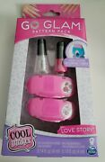 Cool Maker Go Glam Nail Stamper Refill Kits Love Story New Sealed