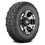 Dick Cepek Set Of 4 Tires 37x12.5r20 P Extreme Country