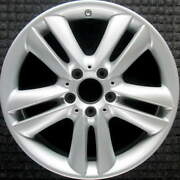 Mercedes-benz Clk350 Painted 17 Inch Oem Wheel 2006 To 2009