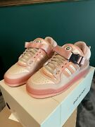 Adidas Forum Low Bad Bunny Pink Easter Egg Size 3 1/2