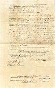 Charles Goodyear - Deed Signed 10/11/1839