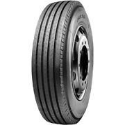 4 Tires Roadone F816 11r22.5 Load G 14 Ply All Position Commercial