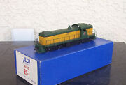 Brass Alco Candnw Rs-1 905 Ho Scale Chicago And Northwestern Railroad