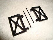 Lgb 3000 Series Coach Platform Gates With Pin Parts Set Of 4 Pieces Brand New