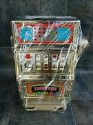 Vintage Waco Casino King Toy Slot Machine. New. Sealed With Boxes