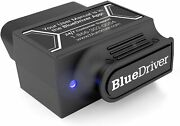 Blue Driver Bluetooth Professional Obdii Scan Tool For Iphone Ipad Android Check
