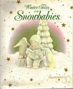 Winter Tales Of The Snowbabies By Johnson Carolyn M. Book The Fast Free