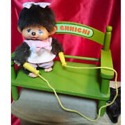 Japan Mycic Precious Boutique Monchhichi Clothes With Skipping Rope Sekiguchi