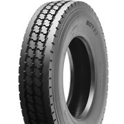 4 Tires Milestar Bd757 Sw 11r22.5 Load H 16 Ply Drive Commercial