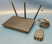 Asus Dark Knight Rt-n66r Double 450 Mbps Dual Band 4-port Wireless N Router.
