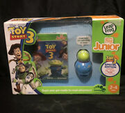 Leap Frog Reading System Tag Junior Special Edition Disney Toy Story 3 Read