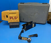 Pls5 Laser Complete With Accessories And Hard Case. Tested And Working