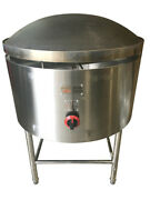 Saj Bread Maker/oven - Natural Gas 31 1/2 Diameter With Stand
