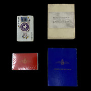 Wwii Ultra Rare Mint Condition Unopened Wings For Britain Raf Playing Cards