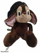 Vintage 1986 Fievel Goes West An American Tail 22 Plush Mouse Doll Sears Toys