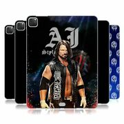 Official Wwe 2017 Aj Styles Soft Gel Case For Apple Samsung Kindle