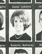 Suzanne Somers High School Yearbook