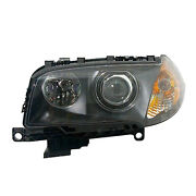 New Driver Side Left Head Lamp Lens And Housing Incl Auto Lamp Control Hid Lamp