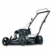 Lawn Mower 21-inch And 170cc Gas Powered Push Lawn Mower With 4-stroke Engine
