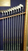 Ben Hogan Personal Limited Vintage 1990 10-piece Set From Japan Used Golf Rare