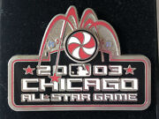 2003 Chicago White Sox All-star Press Pin Limited Edition