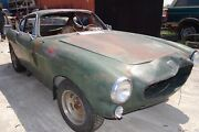 1967 Volvo 1800 1967 Volvo P1800 W/air Conditioning New Mexico Sun Baked Desert/barn Find