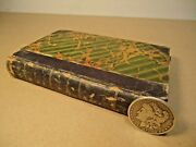 Antique Book 1834 Geography And Dictionary Of The Bible