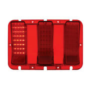 United Pacific 110106 1967-68 Ford Mustang Led Sequential Tail Light