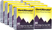 Genultimate Blood Glucose Strips 8 Boxes 50 Count