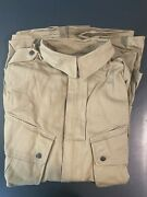 Wwii Us Army M1942 Jump Jacket Paratrooper Reproduction Uniform