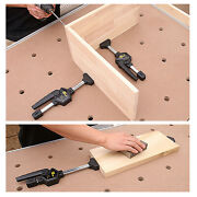 Wood Clamps Adjustable Frame Auxiliary Tool For Woodworking Table