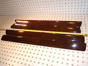 Range Rover 1999 Se Front And Rear Doors Left And Right Wood Oem 1 Set Of 4 Covers