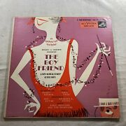 Feuer And Martin-the Boyfriend Musical Comedy Of The 1920and039s-rca Loc-1018-1955