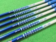 Mizuno Mp-54 5-pw Tourad Ad-95 S Grain Flow Forged Iron From Japan Used Golf