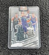 Lamelo Ball Luka Doncic Zion 2020-21 Clearly Donruss Rookie Special Ssp Rare 🔥