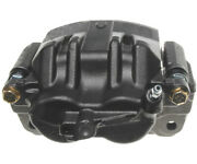 Disc Brake Caliper-r-line Friction-ready Caliper Includes Bracket Front Right
