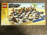 Lego Pirates Chess Set 40158 Factory Sealed 2015 Retired Game Minifigures
