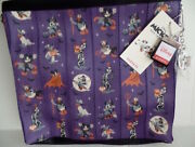 Disney Harveys Mickey And Friends Halloween Convertible Crossbody New Sold Out