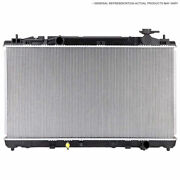 For Ford Ranger 4-cyl Manual Trans 1985-1994 New Radiator Tcp