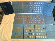 171 Coin Jefferson Nickel Collection Lot 3 Sets 1938-1961  26 35 Silver Coins
